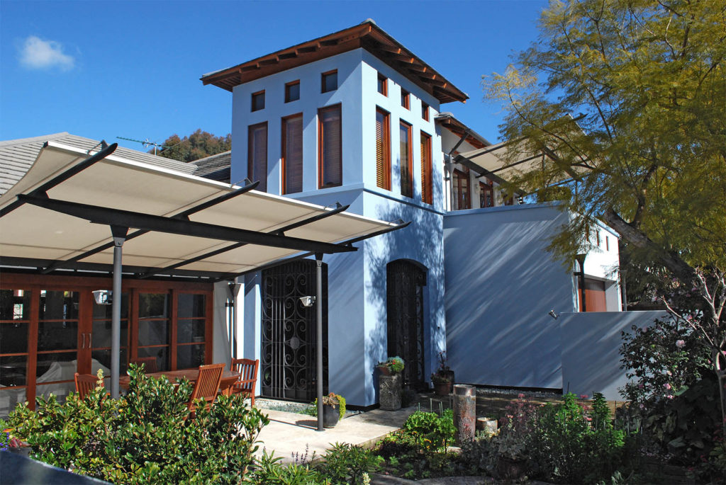 Claremont New House